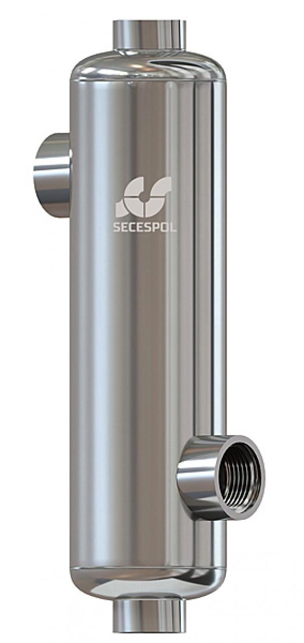 B-line TYPE B500 кожухотрубный теплообменник Secespol