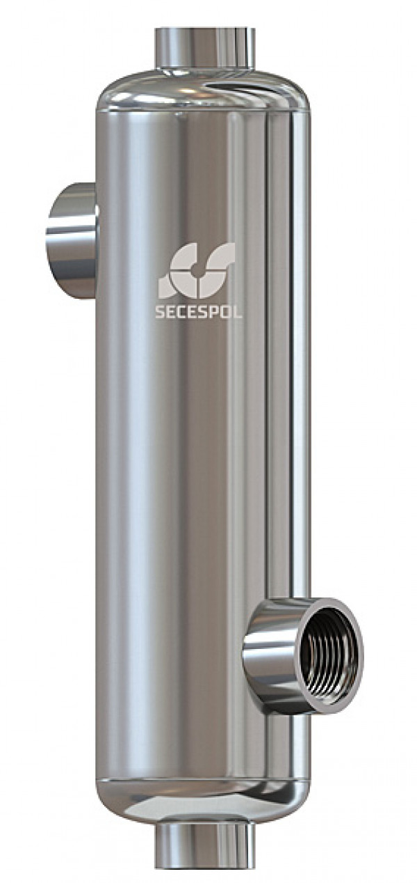 B-line TYPE B1000 кожухотрубный теплообменник Secespol