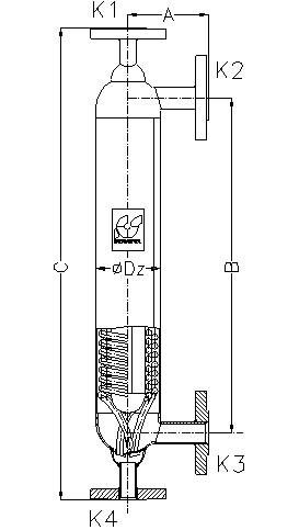 Кожухотрубный теплообменник Secespol H2 K FF.PRO.TH